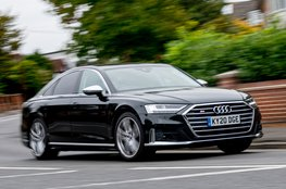 Best luxury car for performance - Audi S8