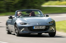 Best sports car for value - Mazda MX-5