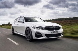Best estate car to drive - BMW 3 Series Touring