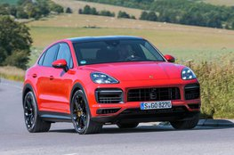 Best sports SUV for big spenders - Porsche Cayenne GTS