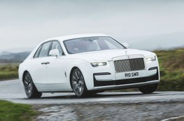 Best luxury car for big spenders - Rolls-Royce Ghost
