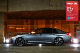 Luxury Car of the Year - BMW 5 Series