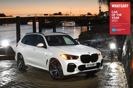 Luxury SUV of the Year - BMW X5