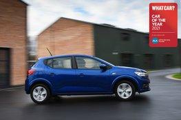 Small Car of the Year 2021 - Dacia Sandero