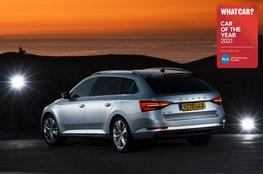 Estate Car of the Year - Skoda Superb Estate
