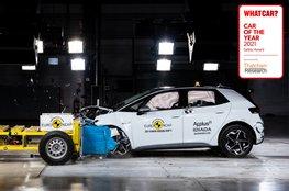 Safety Award winner - Volkswagen ID.3