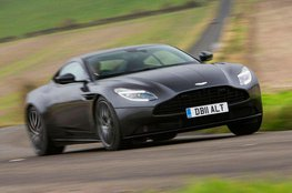 Best coupé for big spenders - Aston Martin DB11