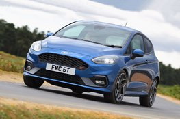 Best hot hatch for value - Ford Fiesta ST