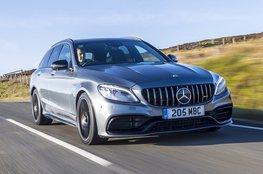Best performance car for thrills - Mercedes-AMG C63 Estate