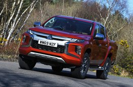 Best pick-up for value - Mitsubishi L200