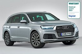 Used Luxury SUV of the Year 2021 - Audi Q7