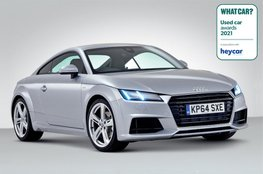 Used Coupé of the Year 2021 - Audi TT