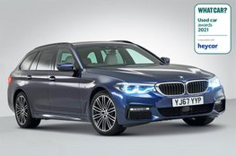 Used Estate Car of the Year 2021 - BMW 5 Series Touring