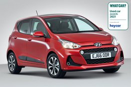 Used Value Car of the Year 2021 - Hyundai i10