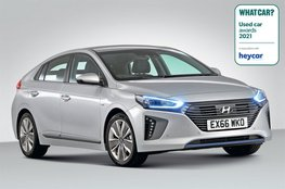 Used Hybrid Car of the Year 2021 - Hyundai Ioniq