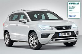 Used Family SUV of the Year 2021 - Seat Ateca