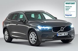 Used Large SUV of the Year 2021 - Volvo XC60