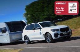 Tow Car Awards 2021 - BMW X5