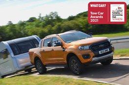 Tow Car Awards 2021 - Ford Ranger