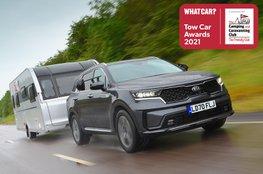 Tow Car Awards 2021 - Kia Sorento