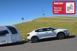 Tow Car Awards 2021 - Polestar 2