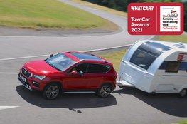 Tow Car Awards 2021 - Seat Ateca