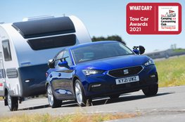 Tow Car Awards 2021 - Seat Leon