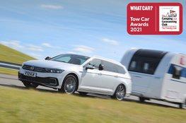 Tow Car Awards 2021 - Volkswagen Passat Estate