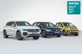 Used Car of the Year 2022 - approved used Volkswagens