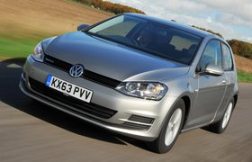 Used Volkswagen Golf hatchback (13 - present)