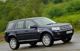 Land Rover Freelander (06 - 14)