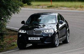 Used BMW X4 14-18