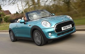 Used Mini Convertible 14-present