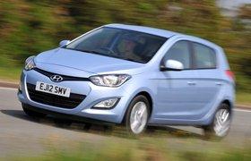 Hyundai i20 (09-15)