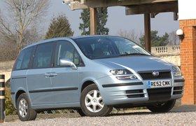 Fiat Ulysse (03 - 06)