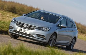 Used Vauxhall Astra Sports Tourer (16-present)