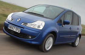 Renault Grand Modus Hatchback (08 - 12)