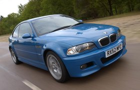 BMW M3 Coupe (01 - 07)