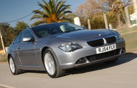 BMW 6 Series Coupe (03 - 11)