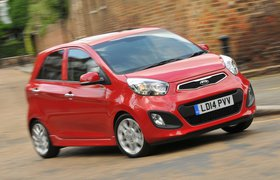 Used Kia Picanto Hatchback 11-17