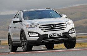 Used Hyundai Santa Fe 13-present