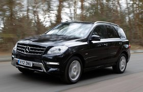 Used Mercedes-Benz M-Class 12-15