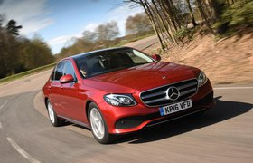 Used Mercedes-Benz E-Class 16-present