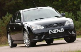 Ford Mondeo Saloon (00 - 07)
