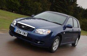 Kia Cerato Hatchback (04 - 07)