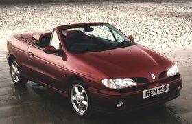 Renault Megane Cabriolet (96 - 03)