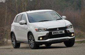 Used Mitsubishi ASX 2010-present