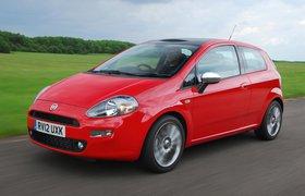 Used Fiat Punto 12-present