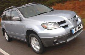 Mitsubishi Outlander 4x4 (04 - 07)