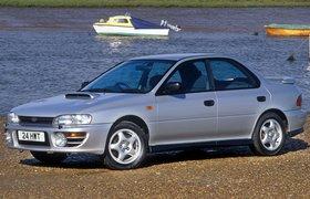 Subaru Impreza Saloon (93 - 03)